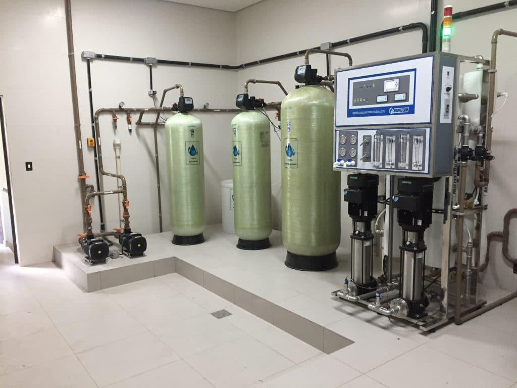 Tratamento de Água para Hemodiálise